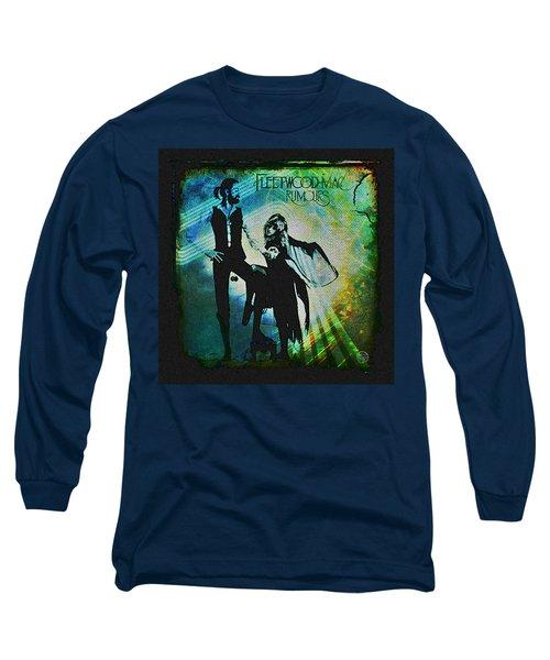 Fleetwood Mac - Cover Art Design Long Sleeve T-Shirt