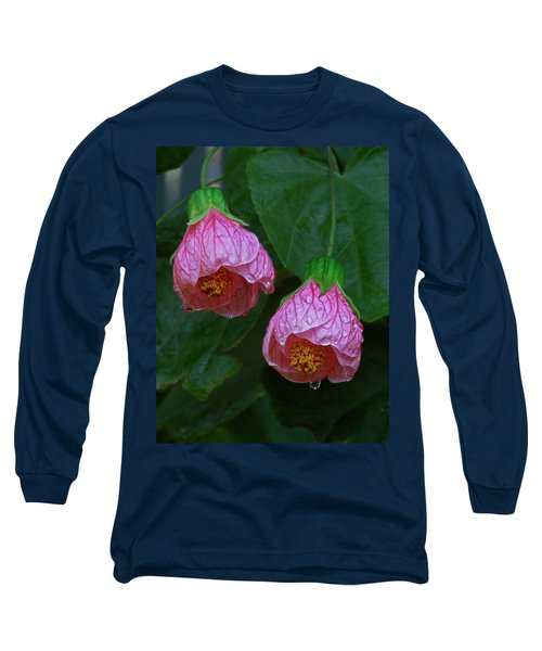 Flowering Maple Long Sleeve T-Shirt