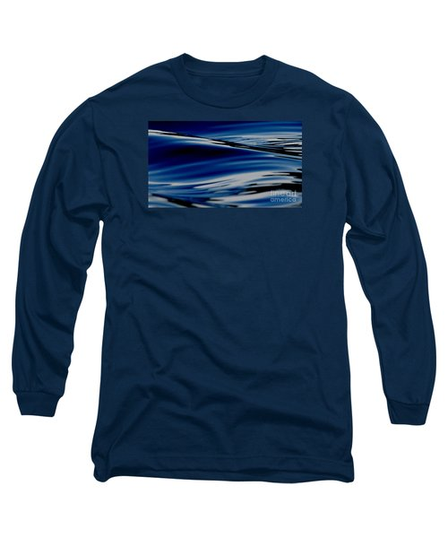 Flowing Movement Long Sleeve T-Shirt by Janice Westerberg