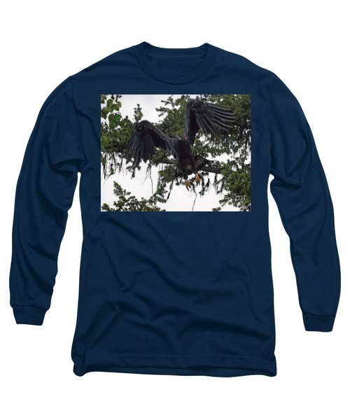 Focused On Prey Long Sleeve T-Shirt