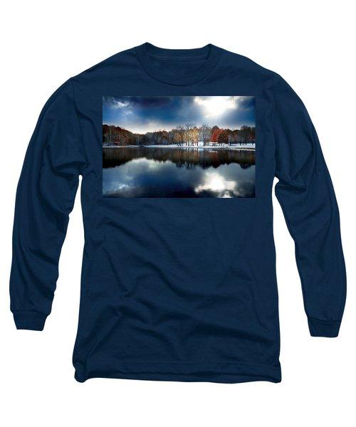 Foreboding Beauty Long Sleeve T-Shirt