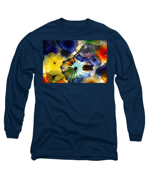 Fragile Flower Long Sleeve T-Shirt