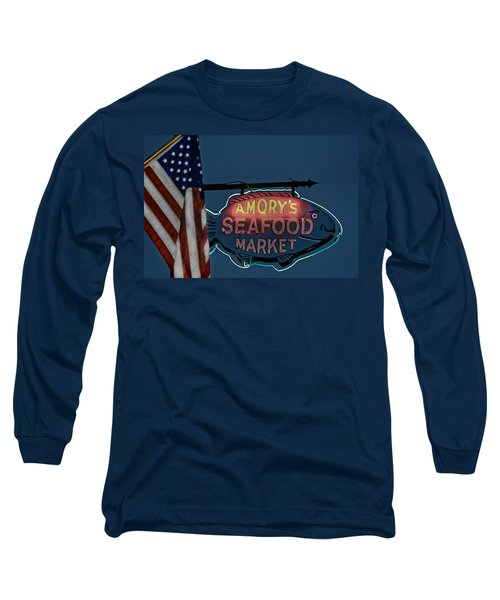 Freedom And Free Enterprise Long Sleeve T-Shirt