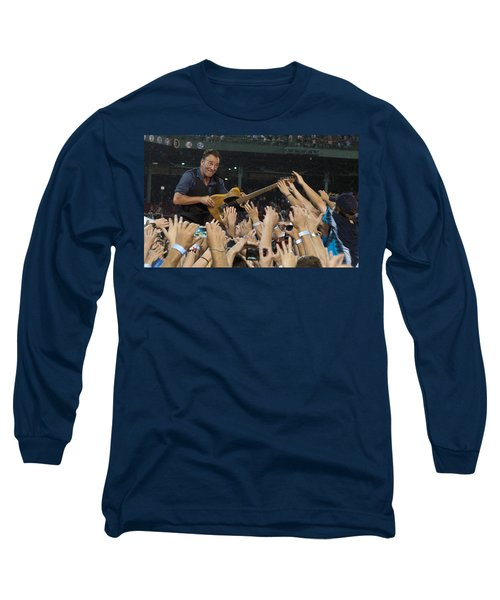 Frenzy At Fenway Long Sleeve T-Shirt