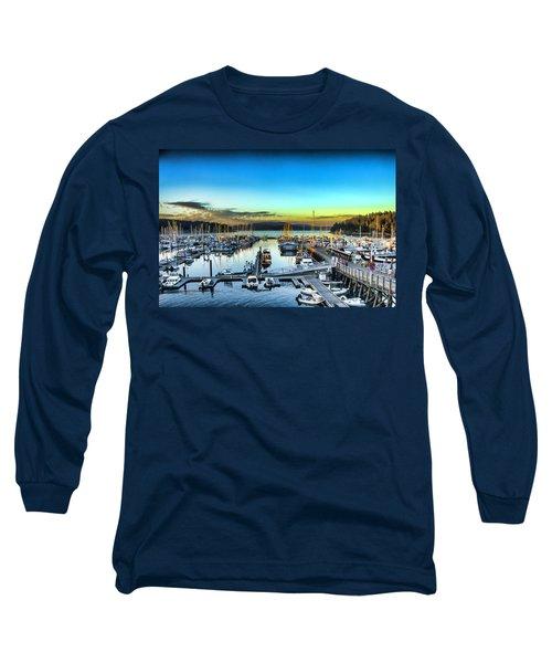 Friday Harbor Long Sleeve T-Shirt