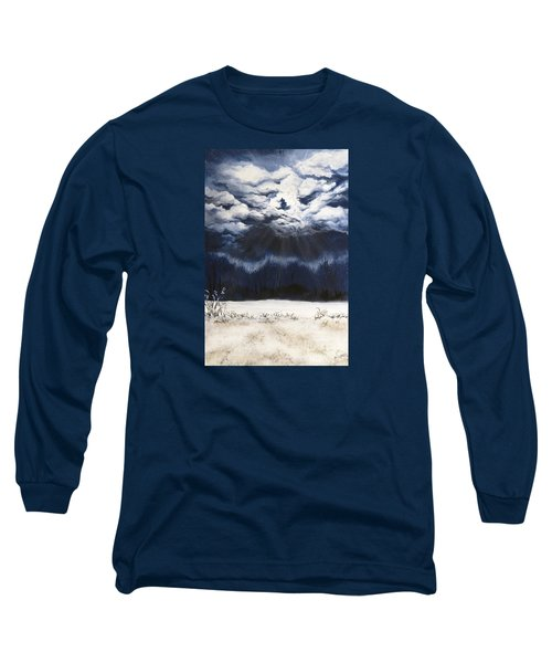From The Midnight Sky Long Sleeve T-Shirt
