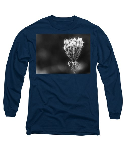Long Sleeve T-Shirt featuring the photograph Frozen Queen by Melanie Lankford Photography
