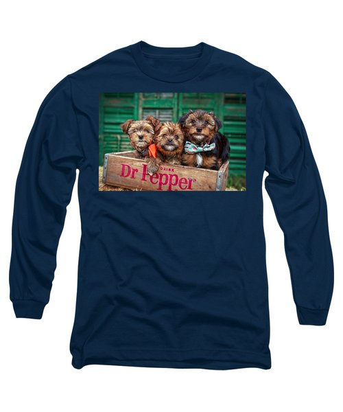 Furry Trio Long Sleeve T-Shirt