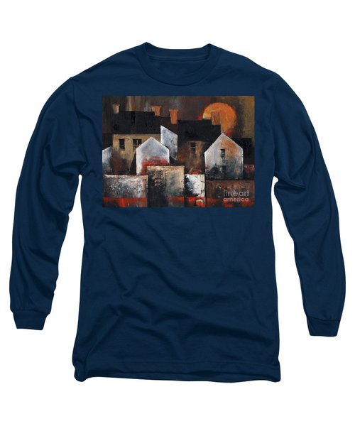 Gables Sunset Long Sleeve T-Shirt