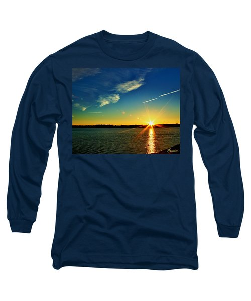 Gc Lake Sunrise Long Sleeve T-Shirt
