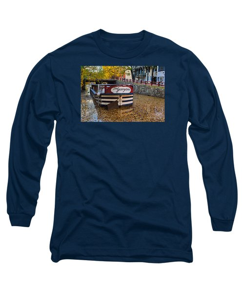 Georgetown Barge Long Sleeve T-Shirt