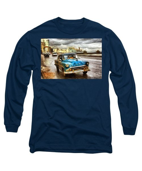 Get Outta My Dreams Get Into My Car Long Sleeve T-Shirt