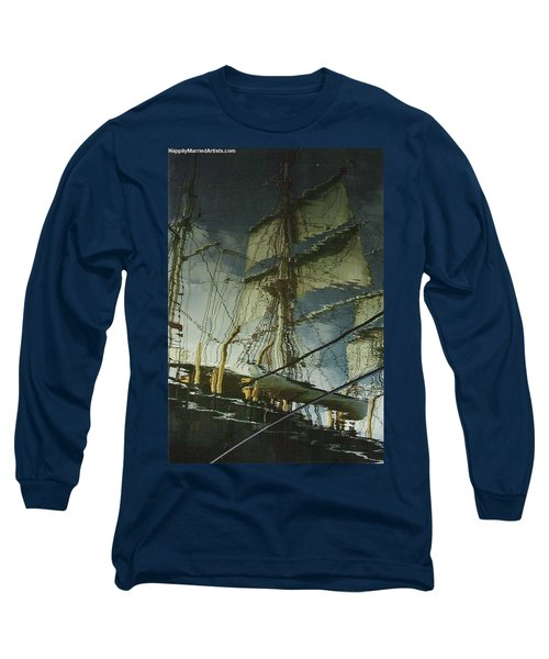 Ghost Ship Long Sleeve T-Shirt
