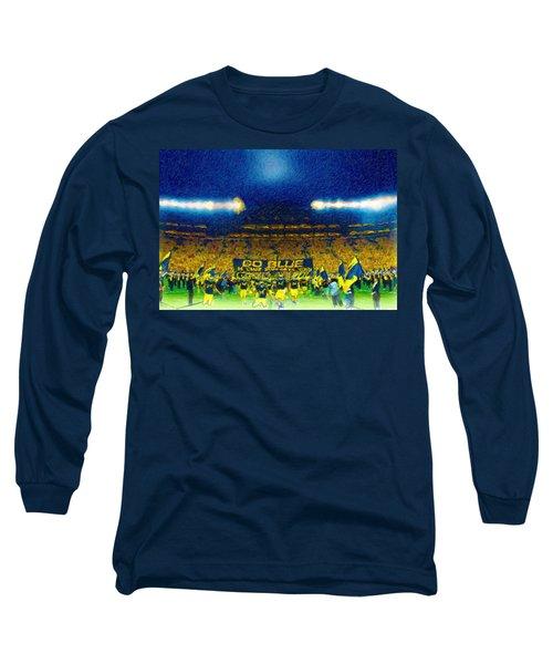 Glory At The Big House Long Sleeve T-Shirt