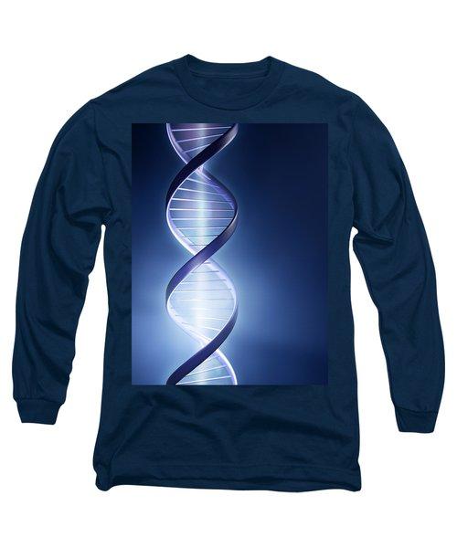 Dna Technology Long Sleeve T-Shirt