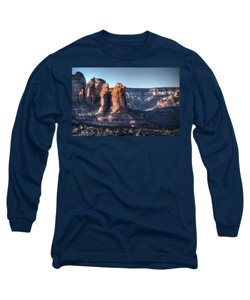 Golden Buttes Long Sleeve T-Shirt by Lynn Geoffroy