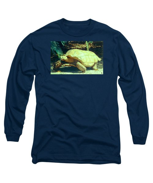 Golden Galapagos  Long Sleeve T-Shirt
