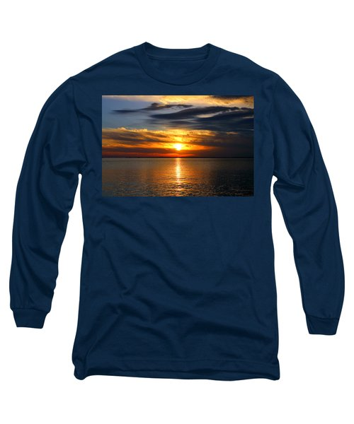 Golden Sun Long Sleeve T-Shirt