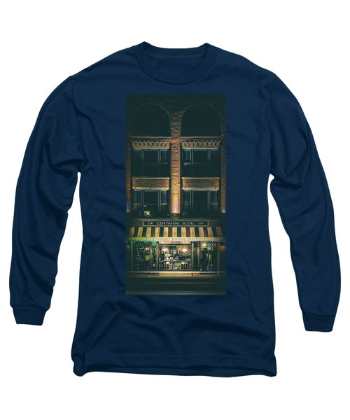 Goudas Italian Deli Color Long Sleeve T-Shirt