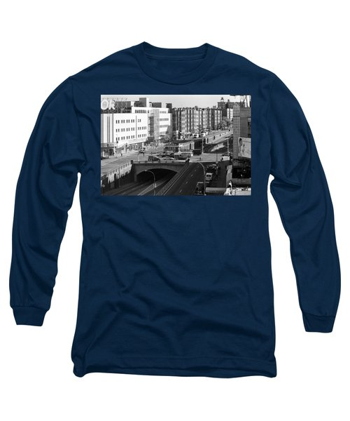 Grand Concourse Bronx Long Sleeve T-Shirt