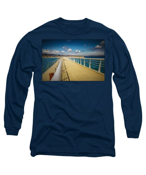 Grand Traverse Bay Long Sleeve T-Shirt