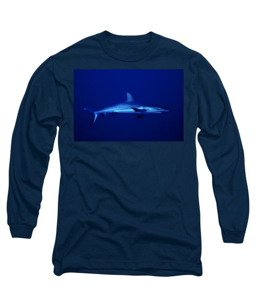 Gray Reef Shark Long Sleeve T-Shirt