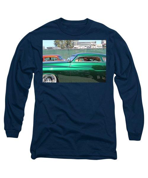 Green Merc Long Sleeve T-Shirt