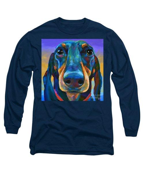 Gus Long Sleeve T-Shirt by Robert Phelps