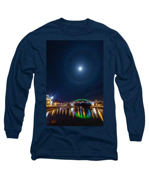 Halo Above The Bridge Long Sleeve T-Shirt