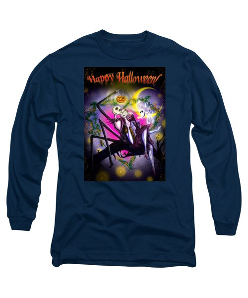 Happy Halloween II Long Sleeve T-Shirt