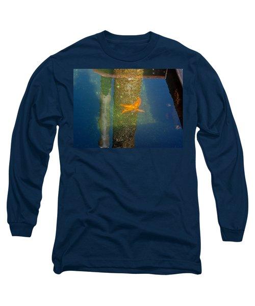 Harbor Star Fish Long Sleeve T-Shirt
