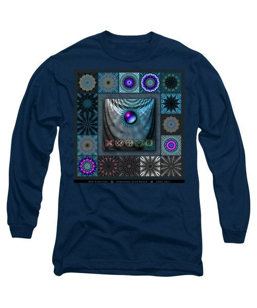 Hardwired Star Redux Long Sleeve T-Shirt
