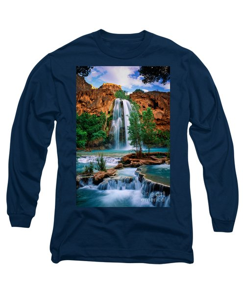 Havasu Cascades Long Sleeve T-Shirt