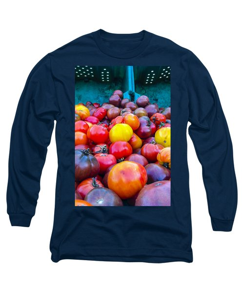 Heirloom Tomatoes V. 2.0 Long Sleeve T-Shirt