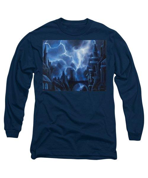 Heisenburg's Castle Long Sleeve T-Shirt