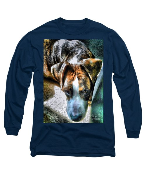 Long Sleeve T-Shirt featuring the photograph Here's Lookin Atchya by Robert McCubbin