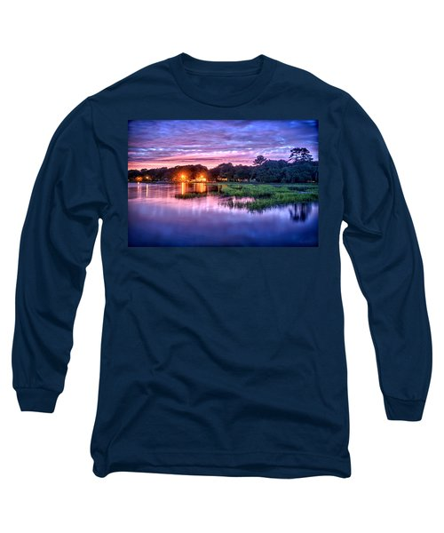 Hilton Head Evening Marsh Long Sleeve T-Shirt