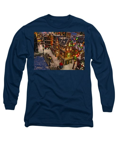 Long Sleeve T-Shirt featuring the photograph Home For The Holidays by GJ Blackman