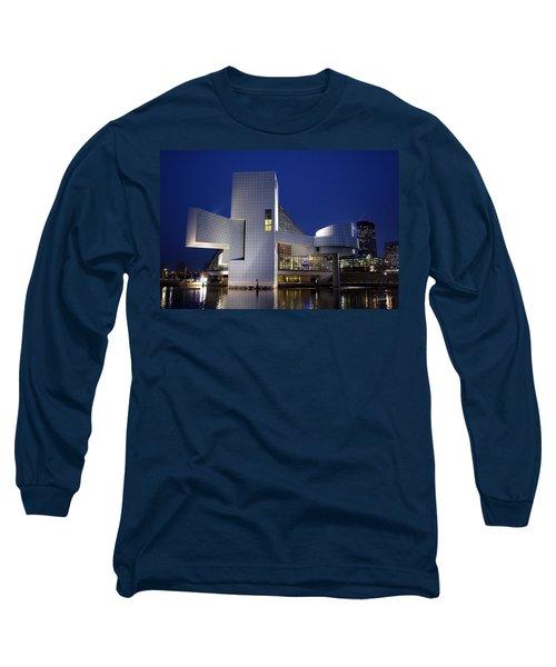 Home Of Rock 'n Roll Long Sleeve T-Shirt