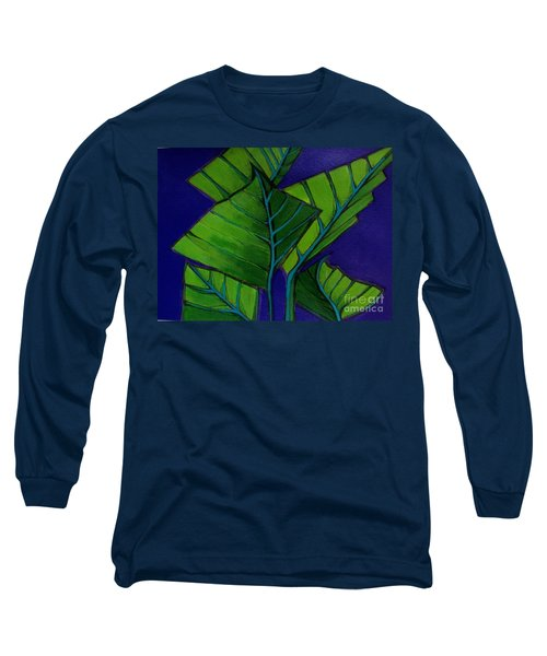 Hosta Blue Tip Two Long Sleeve T-Shirt
