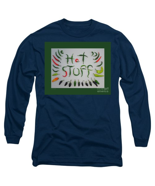 Hot Stuff Long Sleeve T-Shirt