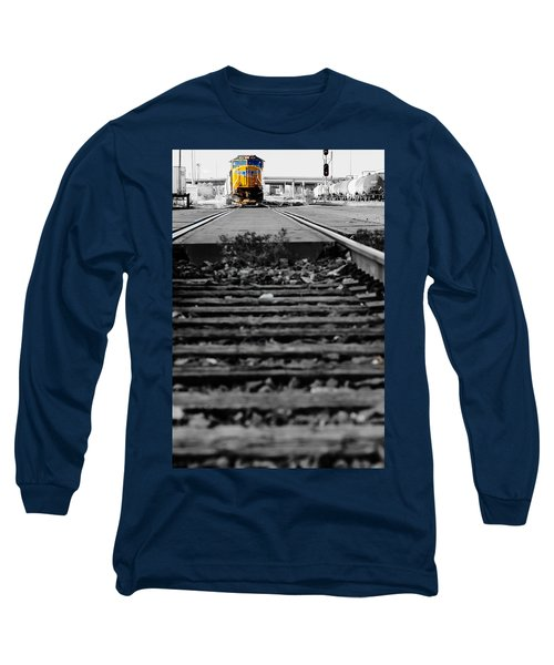 I Hear The Whistle Blowing Long Sleeve T-Shirt