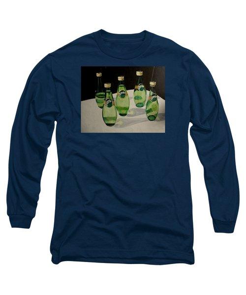 I Love Perrier Long Sleeve T-Shirt