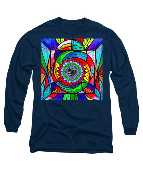 I Trust Myself To Create Long Sleeve T-Shirt