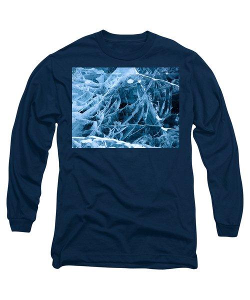 Ice Triangle Long Sleeve T-Shirt