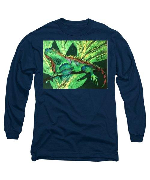 Iguana Long Sleeve T-Shirt