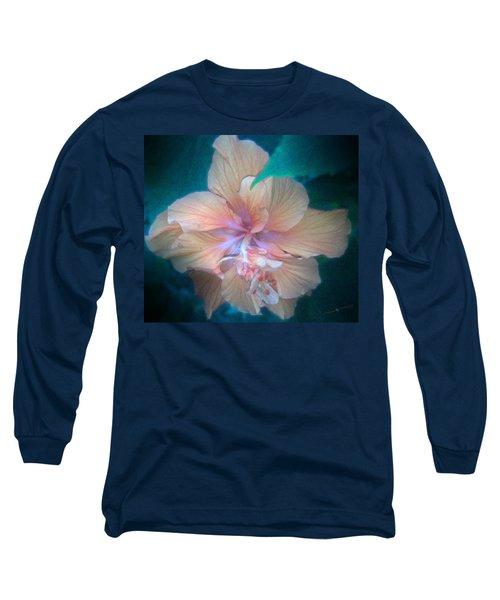 In A Butterfly Garden Long Sleeve T-Shirt