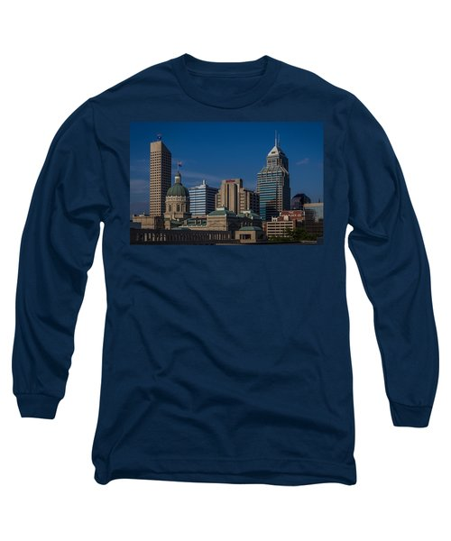 Indianapolis Skyscrapers Long Sleeve T-Shirt