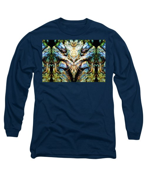 Ingrained Wings Long Sleeve T-Shirt