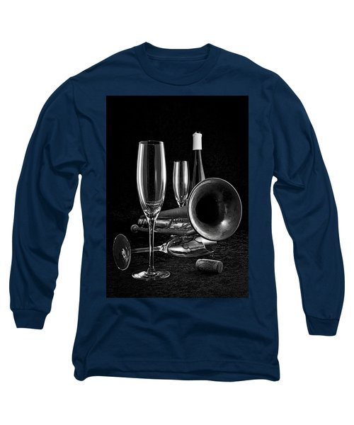 Long Sleeve T-Shirt featuring the photograph Intermission Riff by Elf Evans